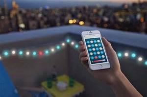 Kaleido App Controlled Multicolor Led String Lights