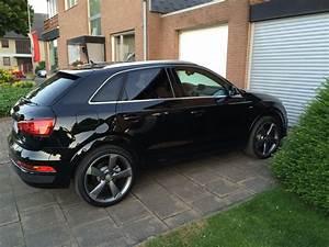 Audi Q3 S Line : audi q3 sport 2 0 tdi quattro 3 x s line s tronic 7 gang dsg mit garantie 8 fach bereift biete ~ Gottalentnigeria.com Avis de Voitures
