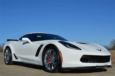 C7 Corvette Makes The List Of 2017's Fastest Speeding