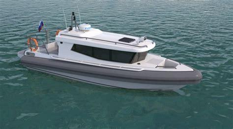 Rib Boat Cabin by 9 5m Cabin Rib Albatross Marine Design