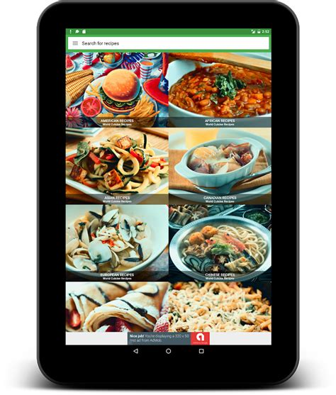 All Free Recipes  World Cuisines  Android Apps On Google