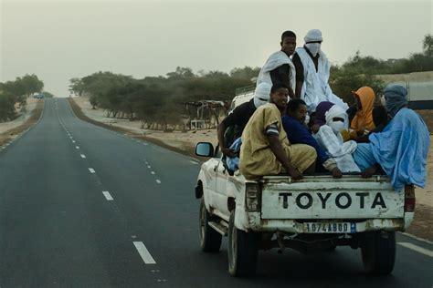 nettoyer si鑒e voiture passer la frontiere entre le maroc et la mauritanie en voiture