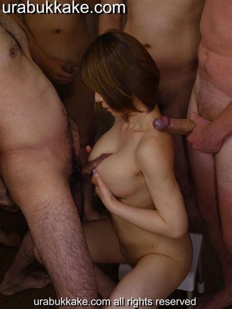 Titty Fuck | Ura bukkake - Japanese Bukkake Ura