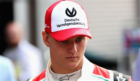 Michael Schumacher by Michael Schumacher Cries As He Recovers From Serious