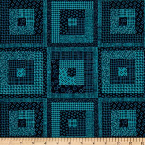 log cabin fabrics peaceful gathering log cabin teal designer
