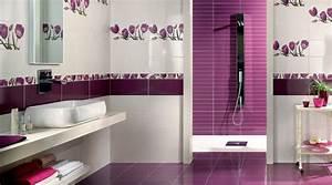 Beau stickers pour faience salle de bain avec indogate for Salle de bain design avec carrelage salle de bain castorama