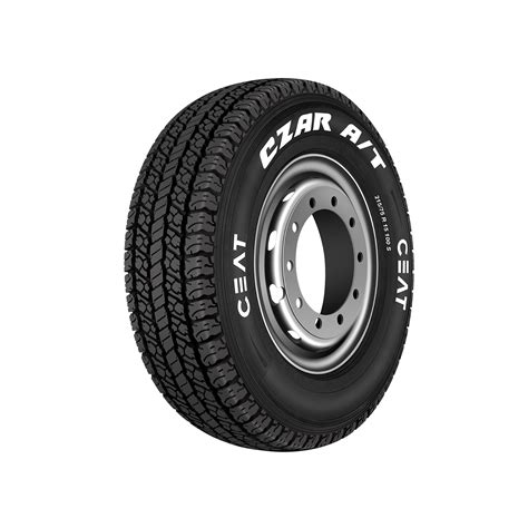 Ceat Czar A T 235 65 R 17 Tubeless 104 H Car Tyre Prices