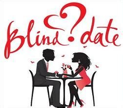 blind date clipart