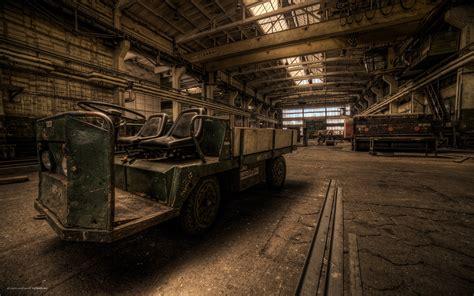 Industrial : Download Decay Industrial Wallpaper 1680x1050