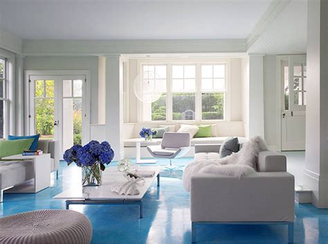 Blue Living Rooms by Seaseight Design Reader Request Light Blue Floor