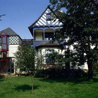 Jugendstil Villa Familienglueck Und Farbenfreude by Walmdach Hausideen Das Haus