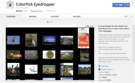 chrome extension color picker best chrome extensions for developers