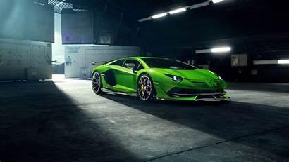 4k Lamborghini Svj 8k Aventador Novitec Wallpapers