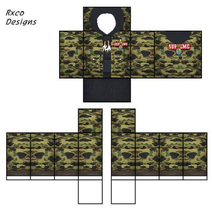 Supreme Puffy Jacket w/ Palace Tiger Hoodie - Rxco - Roblox