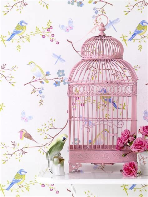 Perfect Home Birds Wallpaper  Papeis De Parede Com Pássaros