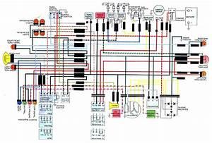 Diagram  2003 Gsxr 600 Wiring Diagram