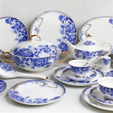 blue and white china l bone china tableware 107 coffee new classic blue and white