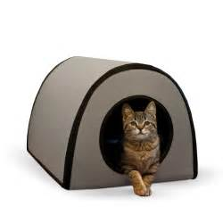 outdoor cat bed k h manufacturing outdoor kitty house 18 x