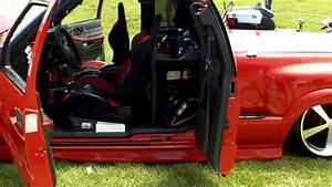 Chevy S10 Dropped Mini Truck - Slamology 2013
