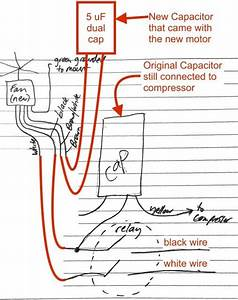 Condenser Fan Motor Wiring Diagram