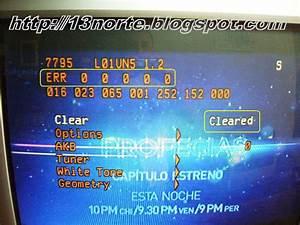 Falla Com U00fan En Philips 29pt5431 85r