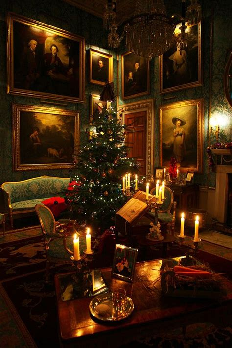 castle howard christmas and castles on pinterest