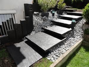 Dalle Escalier Extérieur by Escaliers Ext 233 Rieurs En Ardoise Les Id 233 Es De C 244 T 233 D 233 Co