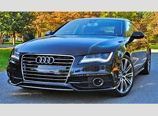 Review 2012 Audi A7 is Ingolstadt's new masterpiece