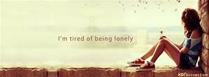 Girl Sitting Alone FB Cover Photo