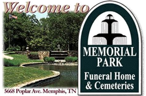 memorial park funeral home cemetery tn