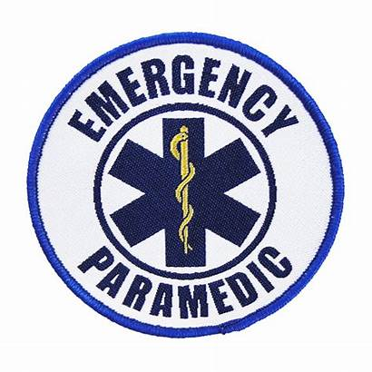 Paramedic Patch Emergency Medical Patches Ds Woven