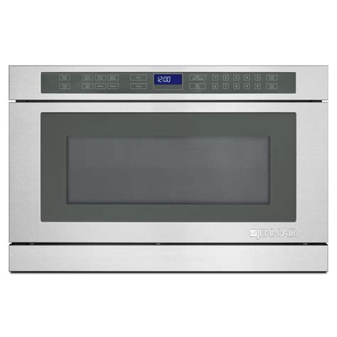 drawer oven jenn air jmd2124ws 24 quot 1 0 cu ft microwave drawer oven sears outlet
