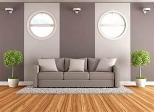 deco salon couleur tendance exemples d39amenagements With les couleurs tendance pour un salon