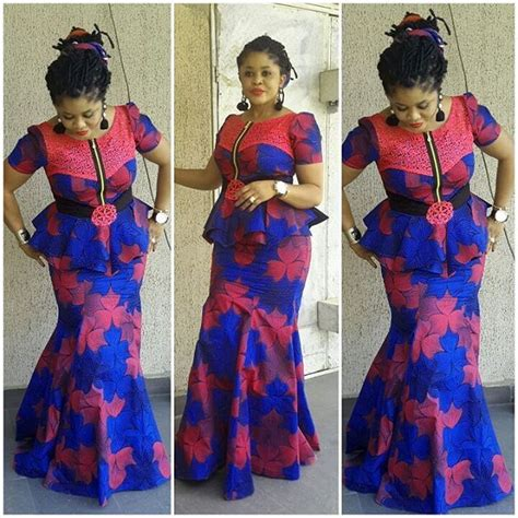 beautiful ankara skirt and blouse style ankara styles ankara skirt blouse fashion