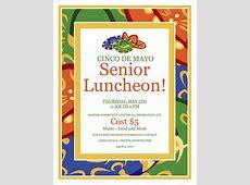 Cinco De Mayo Senior Luncheon The Sanger Scene