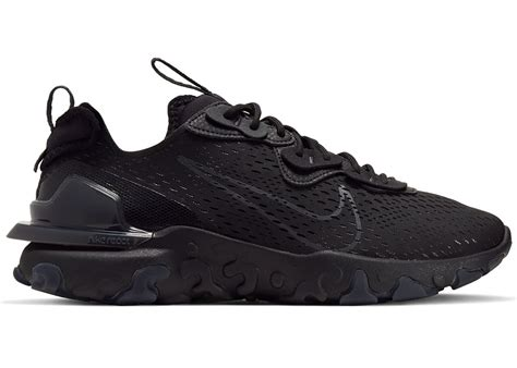 Nike fortifies the react vision with 3m thinsulate. Nike React Vision Black Anthracite - CD4373-004