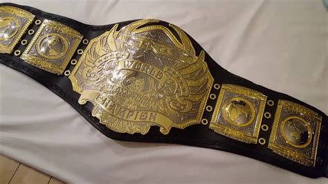 Tna World Heavyweight Championship Title Replica Belt Review Leather Gucci Belt Timing Or Chain Wwe Championship Spinner Replica Title Shirt Keeper Shukokai Karate Order V Information How To Make A Homemade Conveyer Corolla