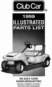 1999 Club Car - Ds  Gas  U0026 Electric