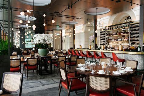 designed  impress empress restaurant  singapores