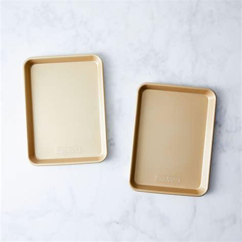 ware sheet nordic baking gold nonstick food52 sets sheets