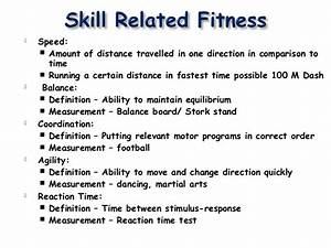 Different Programs Physical Fitness Test - strongpriority