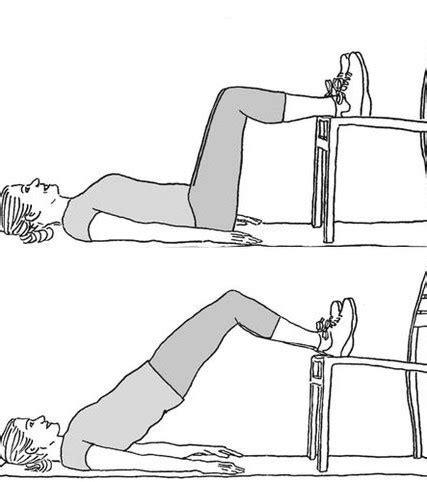 musculation avec une chaise photo les exercices avec la chaise sont économiques et