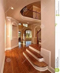 Escalier De Maison Interieur : vestibule int rieur la maison de luxe mod le avec des ~ Zukunftsfamilie.com Idées de Décoration