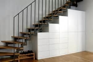 ausziehbare treppe selma serman möbeldesign