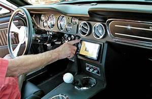1965-ford-mustang-pioneer-entertainment-system