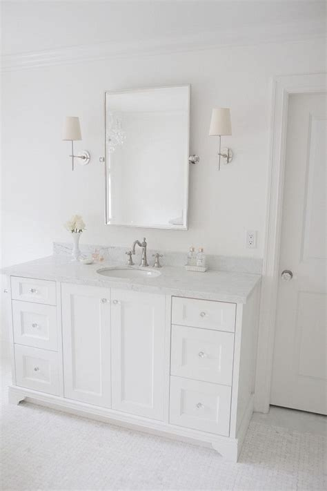 image result for ben moore paper white bathrooms