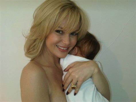 Amanda Holden Oozes Natural Beauty In New Shots Of Her And