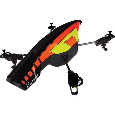parrot ardrone  quadcopter yelloworange pf bh