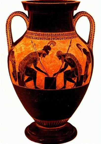 Wine Greek Ancient Greeks History Than Amphora