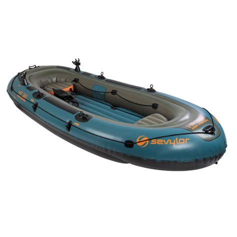 Inflatable Boat Fish Hunter by Sevylor Inflatable Boat Fish Hunter 6p